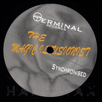 Cover art - The Magic Illusionist: Synchronised