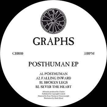 Cover art - Graphs: Posthuman EP