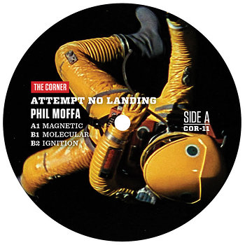 Cover art - Phil Moffa: Attempt No Landing