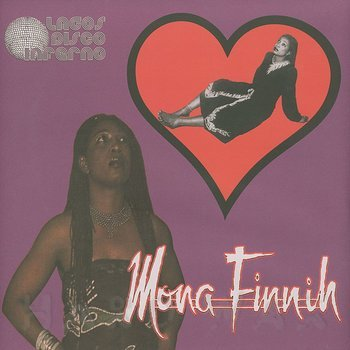 Cover art - Mona Finnih: I Love Myself
