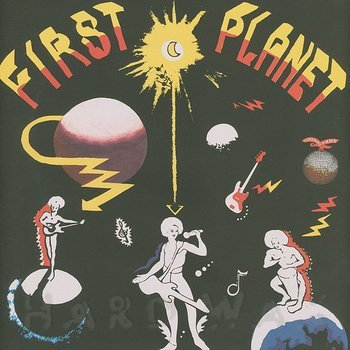 Cover art - First Planet: Top Of The World