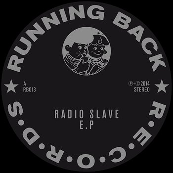 Cover art - Radio Slave: Children Of The E