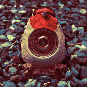 Cover art - Marco Shuttle: Visione
