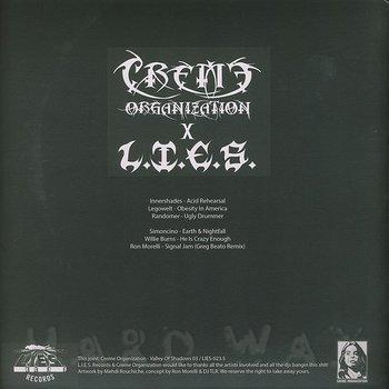 Cover art - Various Artists: Crème Organization x L.I.E.S.