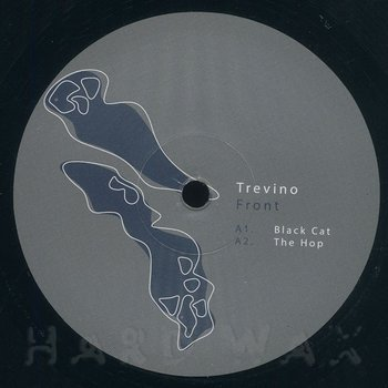 Cover art - Trevino: Front