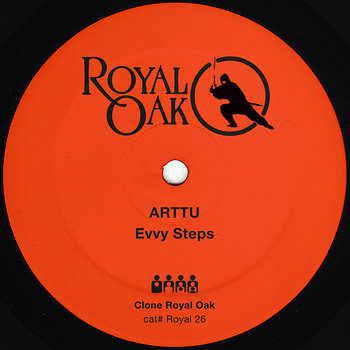 Cover art - Arttu: Evvy Steps