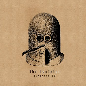 Cover art - The Isolator: Distance EP