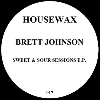 Cover art - Brett Johnson: Sweet & Sour Sessions EP