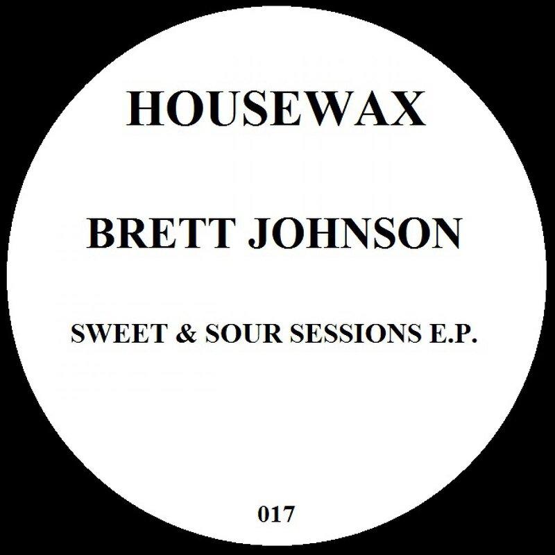 Cover art - Brett Johnson: Sweet & Sour Sessions EP