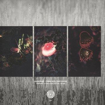 Cover art - Kassem Mosse / Simone White: Three Versions