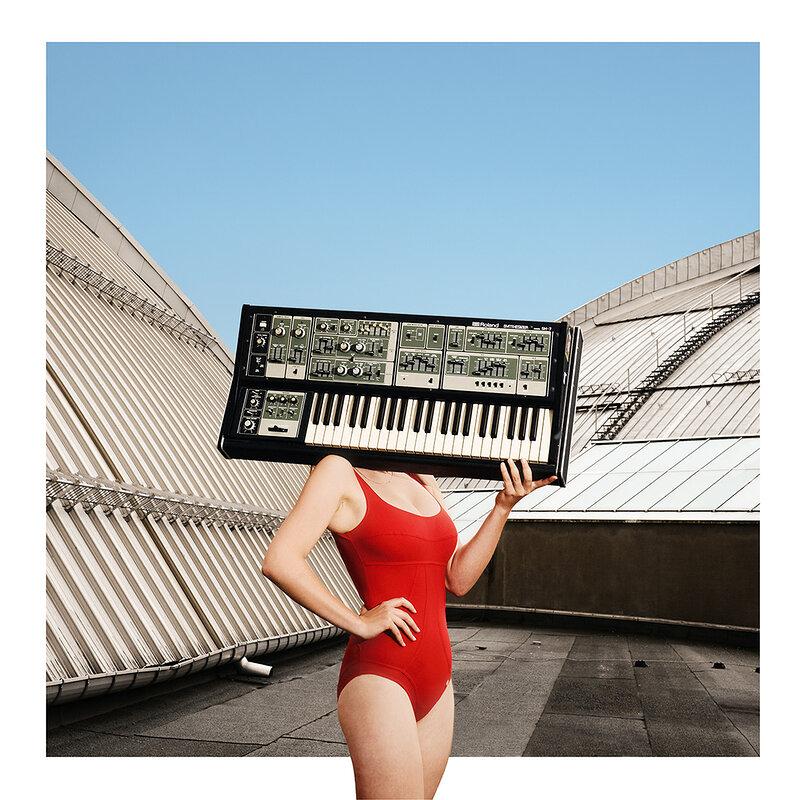Cover art - CVBox & Micha Freier: Transparency
