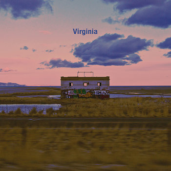 Cover art - Virginia: My Fantasy EP