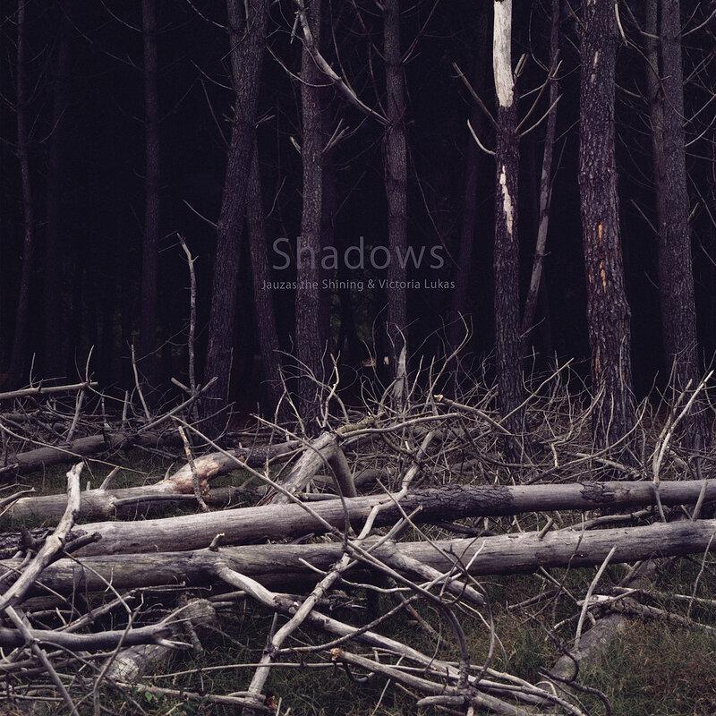 Cover art - Jauzas The Shining & Victoria Lukas: Shadows