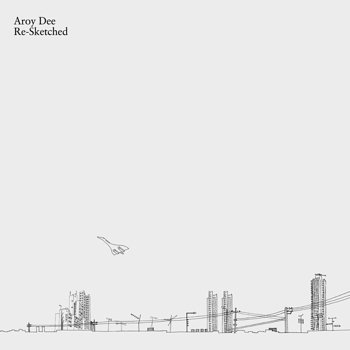 Cover art - Aroy Dee: Re-Sketched