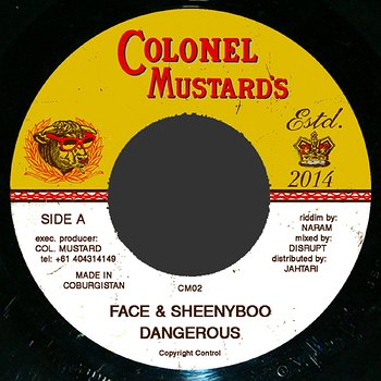 Cover art - Face & Sheenyboo: Dangerous