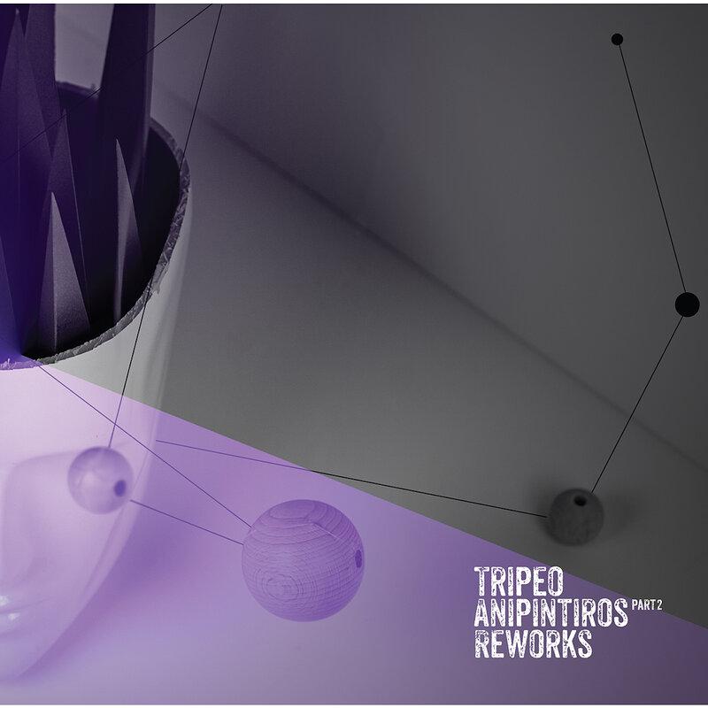 Cover art - Tripeo: Anipintiros Reworks Part II