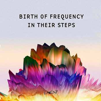 Cover art - Birth Of Frequency: In Their Steps