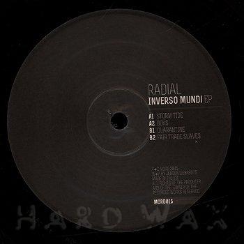 Cover art - Radial: Inverso Mundi EP