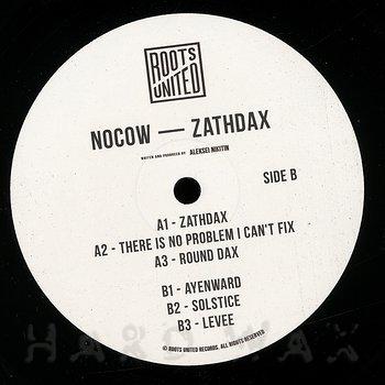 Cover art - Nocow: Zathdax
