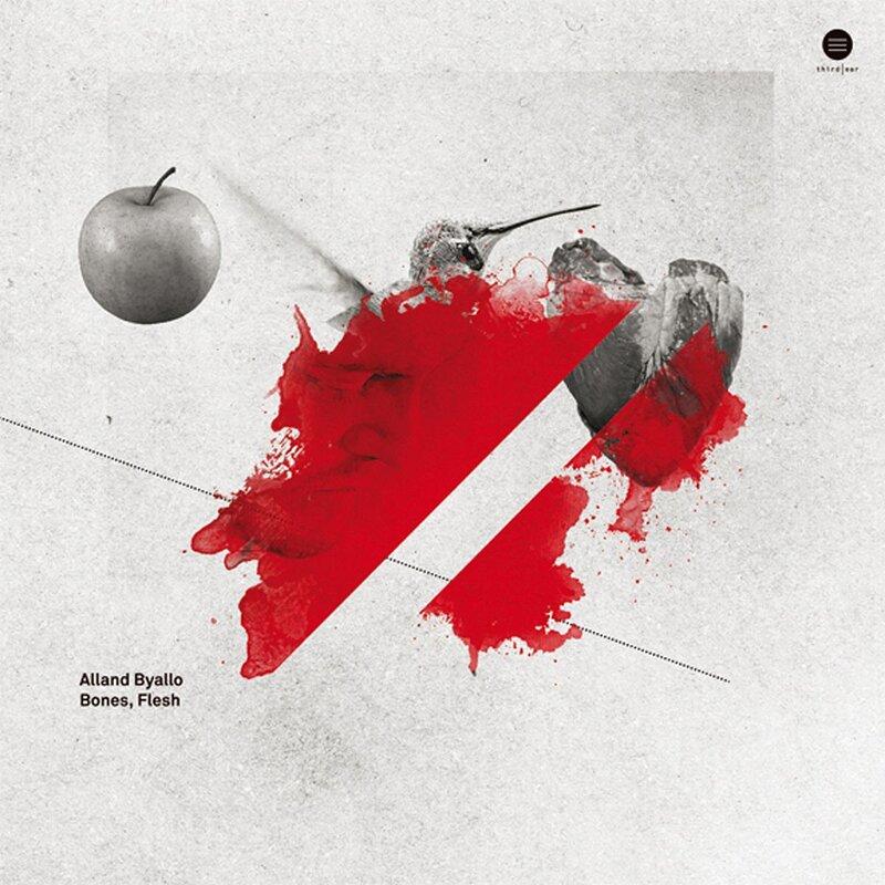 Cover art - Alland Byallo: Bones, Flesh