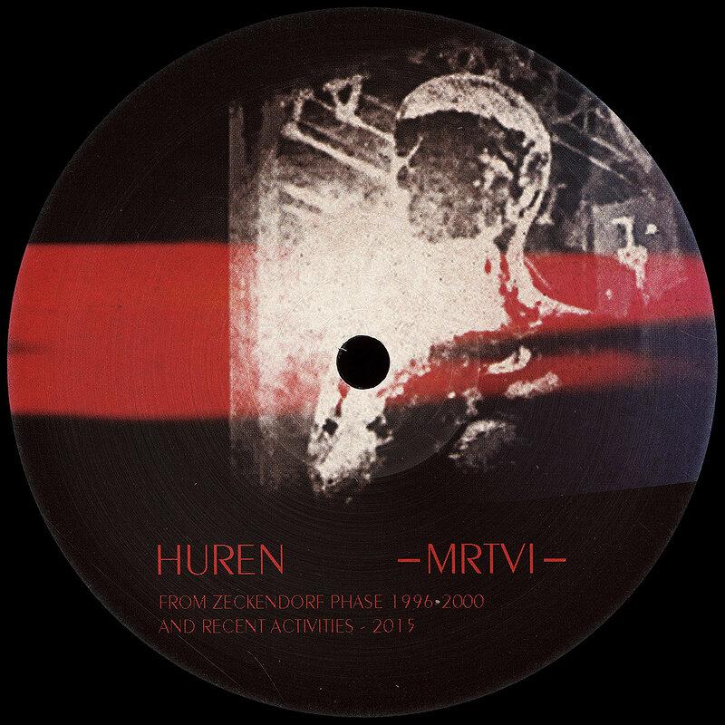Cover art - Huren: Mrtvi