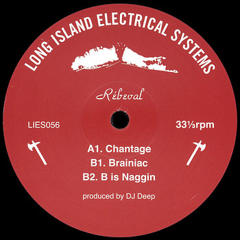 Cover art - Rébeval: Chantage