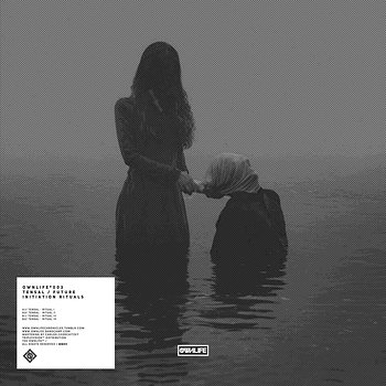 Cover art - Tensal: Future Initiation Rituals