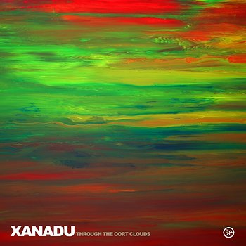 Cover art - Xanadu: Through The Oort Clouds