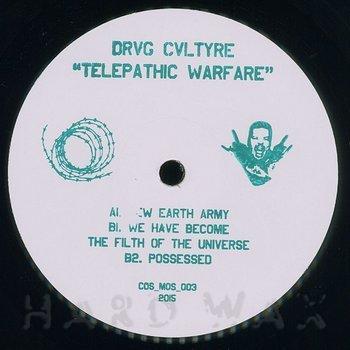 Cover art - Drvg Culture: Telepathic Warfare