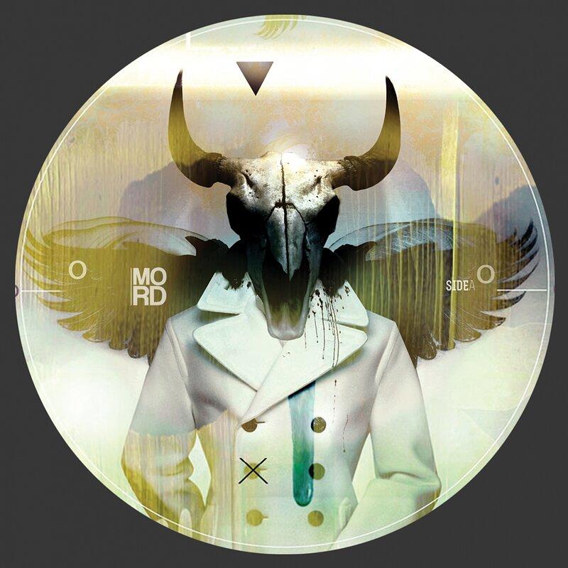 Cover art - Lag: Fiend EP