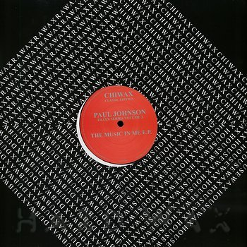 Cover art - Paul Johnson: Traxx Series Volume 2 - The Music In Me EP