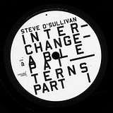 Cover art - Steve O'Sullivan: Interchangeable Patterns Pt. 1