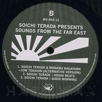 Cover art - Various Artists: Soichi Terada Presents Sounds From The Far East