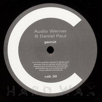Cover art - Audio Werner & Daniel Paul: Dwelling