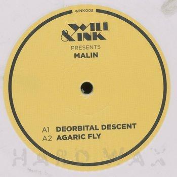 Cover art - Malin: Deorbital Descent