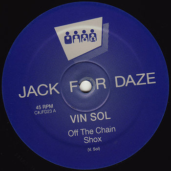 Cover art - Vin Sol: Off The Chain