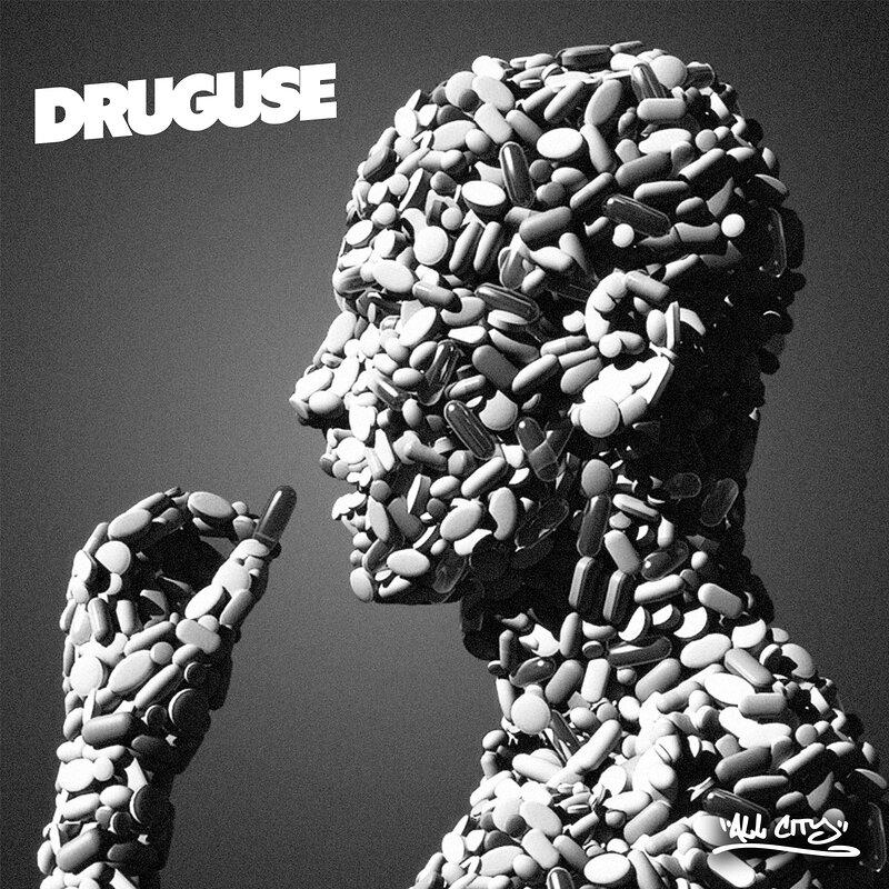 Cover art - Druguse: Hood Rich Life