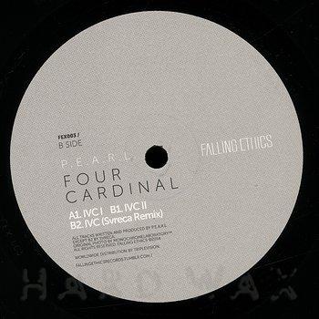 Cover art - P.E.A.R.L.: Four Cardinal
