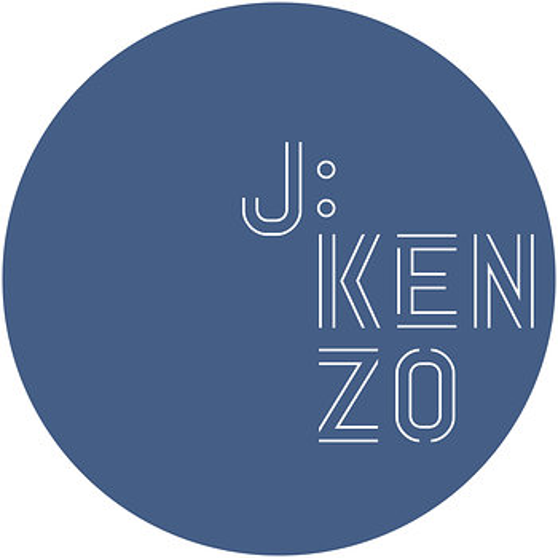 Cover art - J:Kenzo: Urban Gorilla