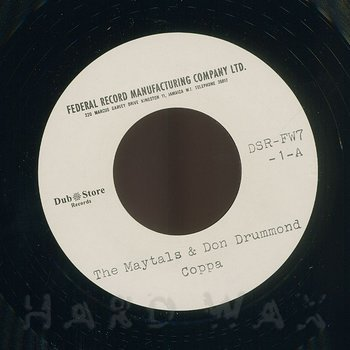 Cover art - The Maytals & Don Drummond: Coppa