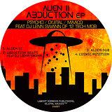 Cover art - DJ Di'jital: Alien II Abduction EP