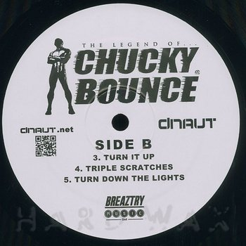 Cover art - Chucky Bounce: The Legend Of