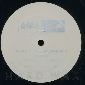 Cover art - Sabre: Morning Worship