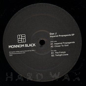 Cover art - Dax J: Imperial Propaganda EP