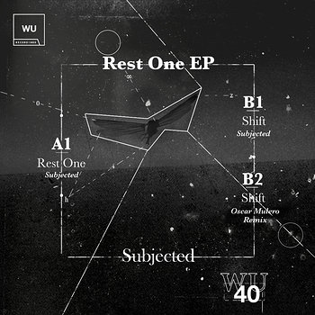 Cover art - Subjected: Rest One EP