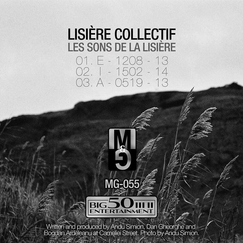 Cover art - Lisière Collectif: Les  Sons De La Lisière