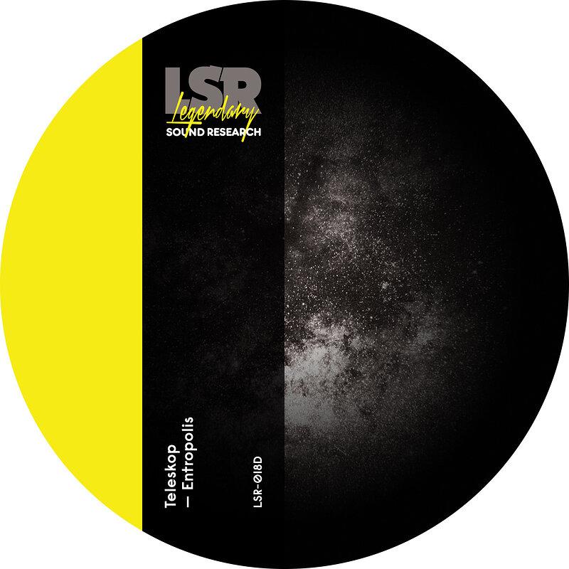 Cover art - Teleskop: Entropolis