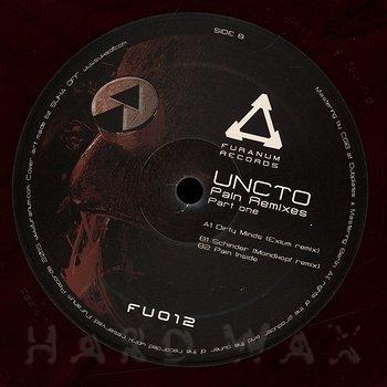 Cover art - Uncto: Pain Remixes