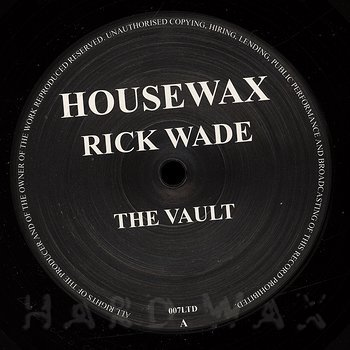 Cover art - Rick Wade: The Vault