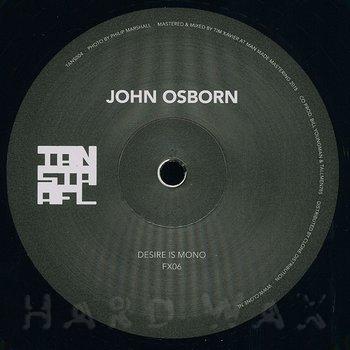 Cover art - John Osborn: Desire Is Mono